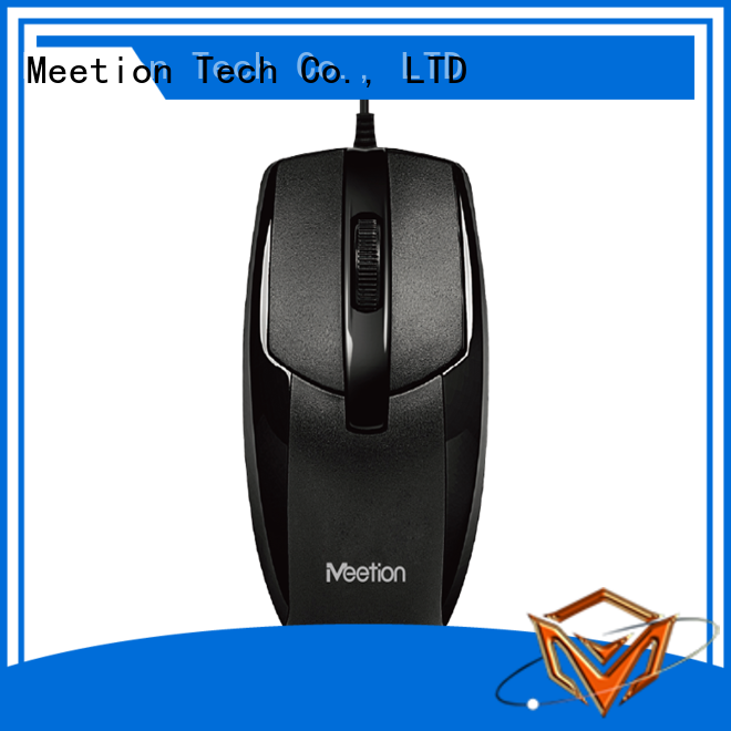 Meetion bulk purchase wired office mouse supplier