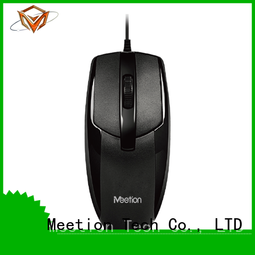 Meetion bulk optical mouse wired supplier