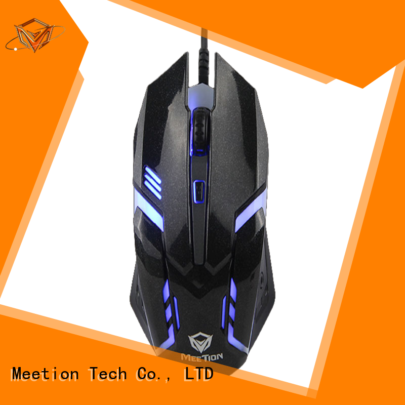 Meetion the best gaming mouse supplier