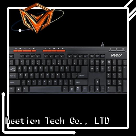 Meetion keyboard wired price supplier