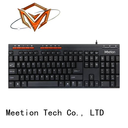Meetion keyboard wired price supplier