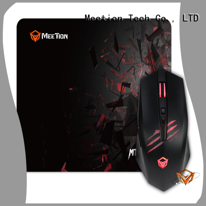 Meetion bulk cheap keyboard and mouse supplier