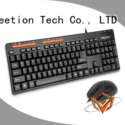 Meetion wholesale mouse keyboard combo supplier
