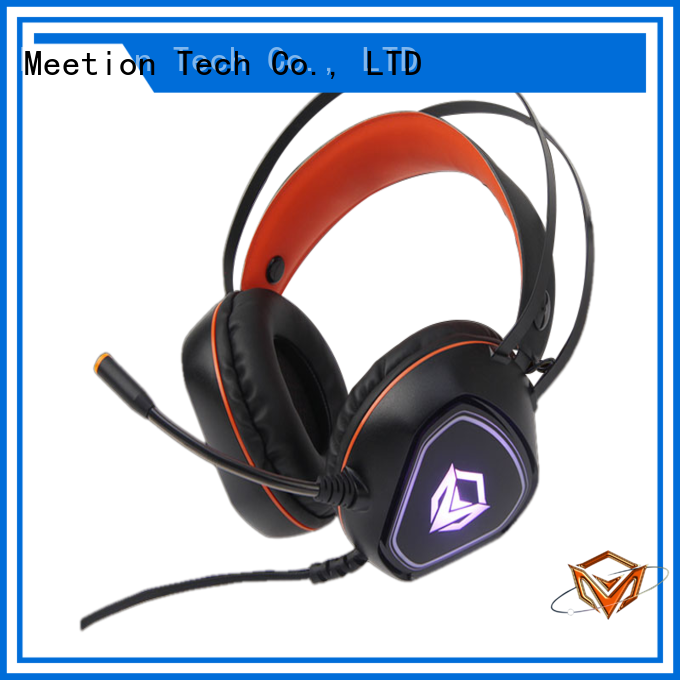Meetion bulk purchase playstation 3 headset company