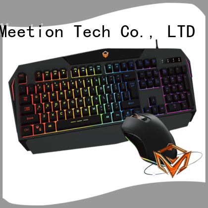 Meetion bulk buy mouse and keyboard gaming factory