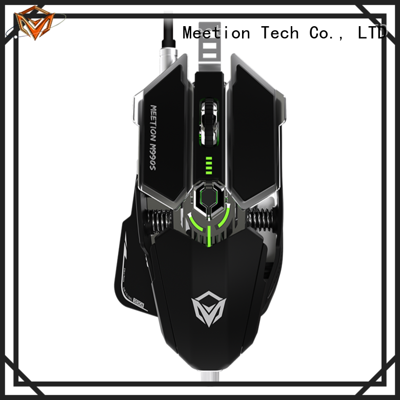 Meetion gaming mouse sale manufacturer
