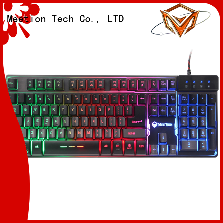 best ergonomic gaming keyboard factory
