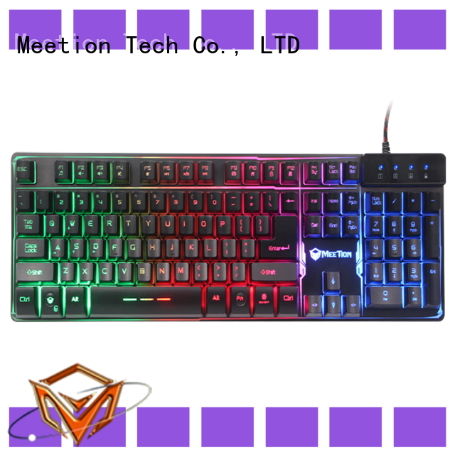 wholesale good gaming keyboard company