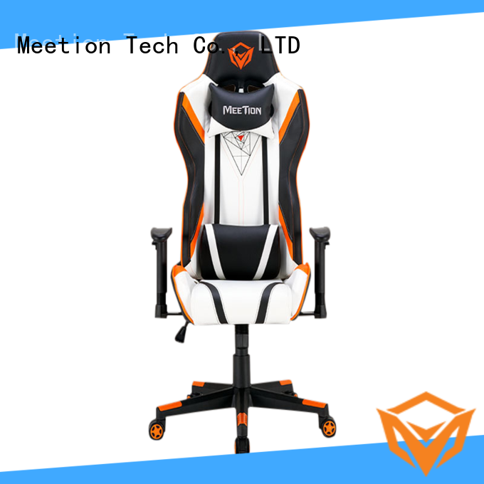 Meetion bulk purchase good quality gaming chairs factory