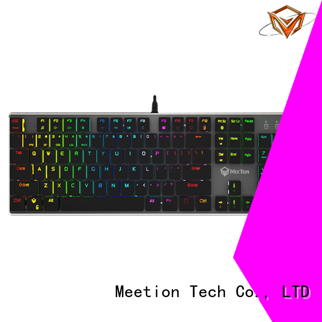 wholesale ergonomic gaming keyboard factory