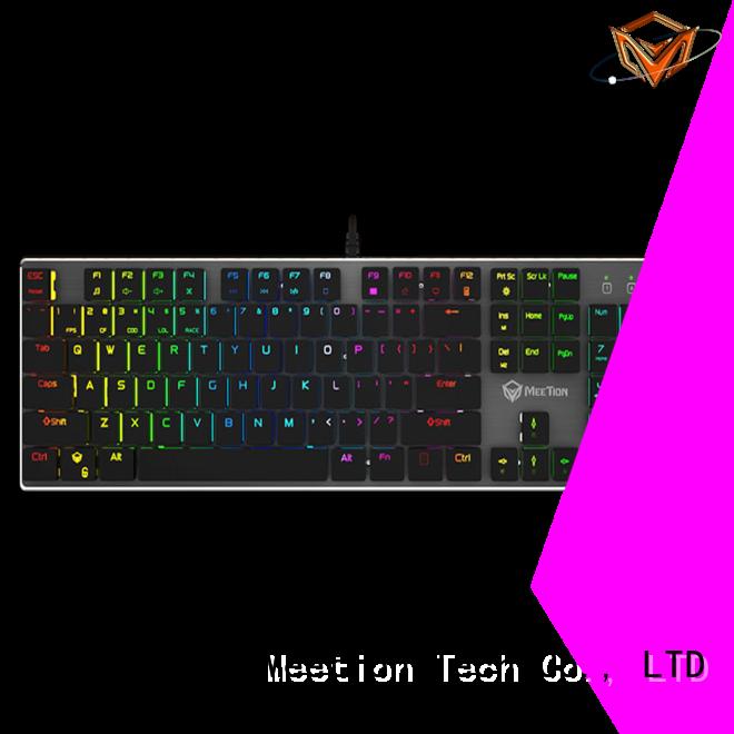wholesale ergonomic gaming keyboard factory