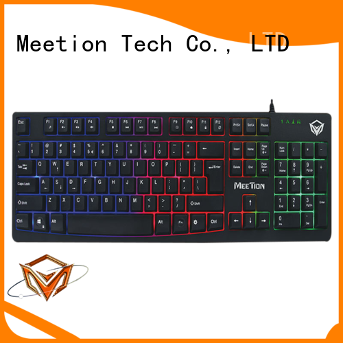 Meetion wholesale mechanical keyboard rgb supplier