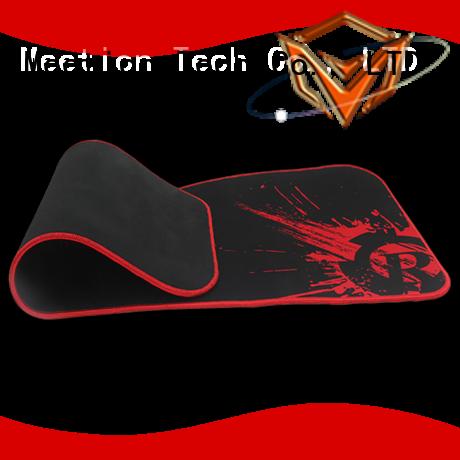 Meetion bulk buy rgb gaming pad factory