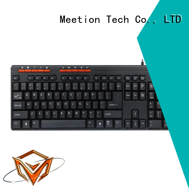 Meetion bulk purchase card keyboard manufacturer