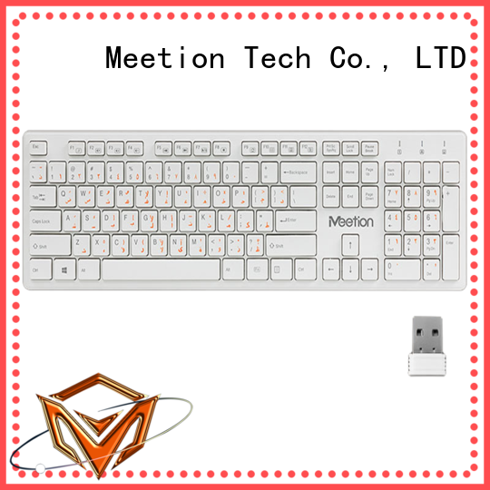 Meetion best wireless keyboard for laptop manufacturer