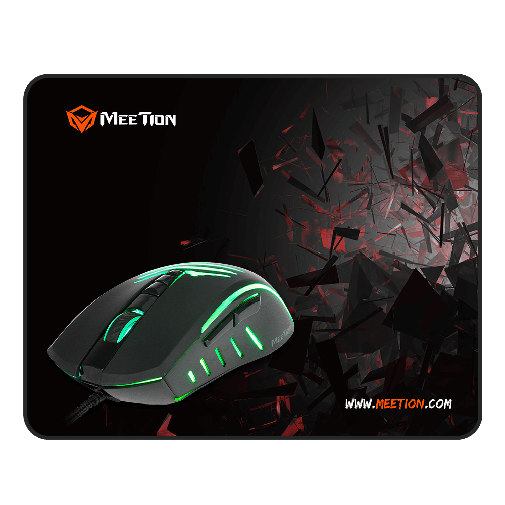 Gaming Wired Mouse and Pad <br> CO11