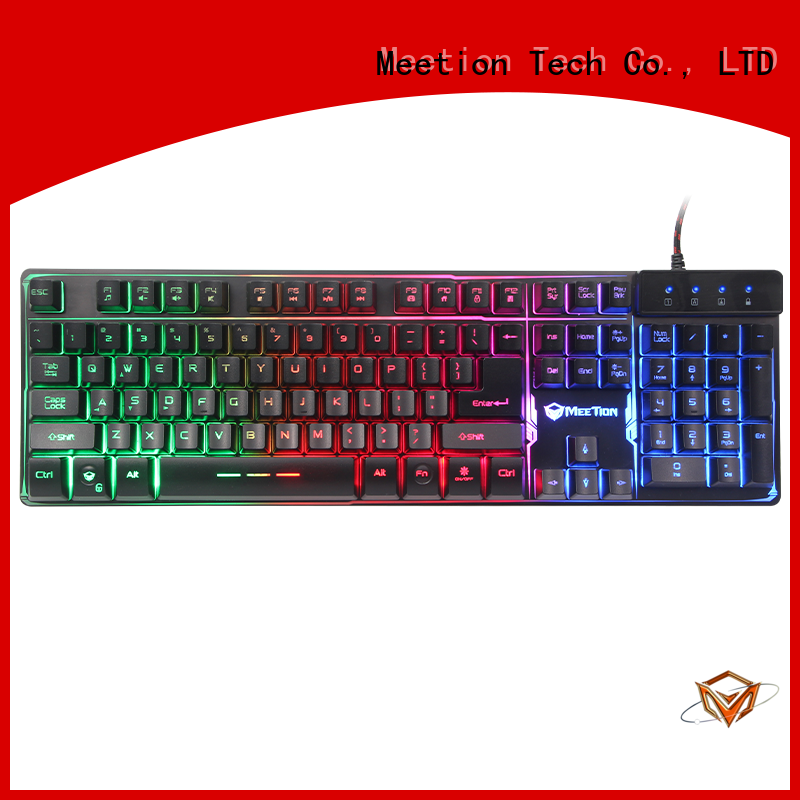Meetion best mechanical keyboard retailer