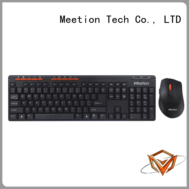 Meetion compact wireless keyboard and mouse combo retailer