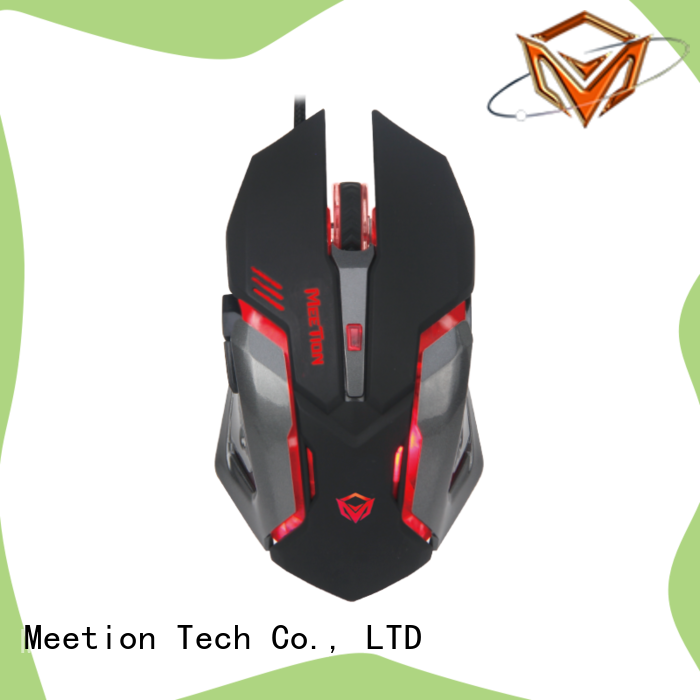 Meetion wholesale gaming mouse for big hands manufacturer