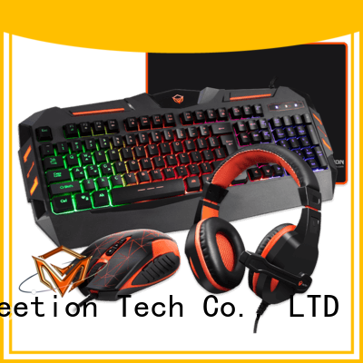 Meetion bulk gaming keyboard and mouse combo company