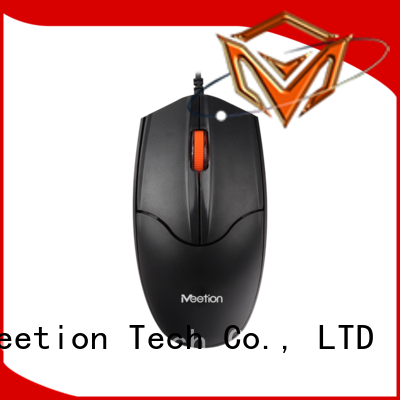 Meetion small wired mouse for laptop supplier