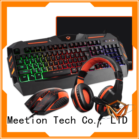 wholesale gaming mouse and mousepad combo retailer