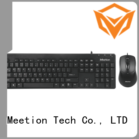 wholesale wired keyboard mouse combo supplier