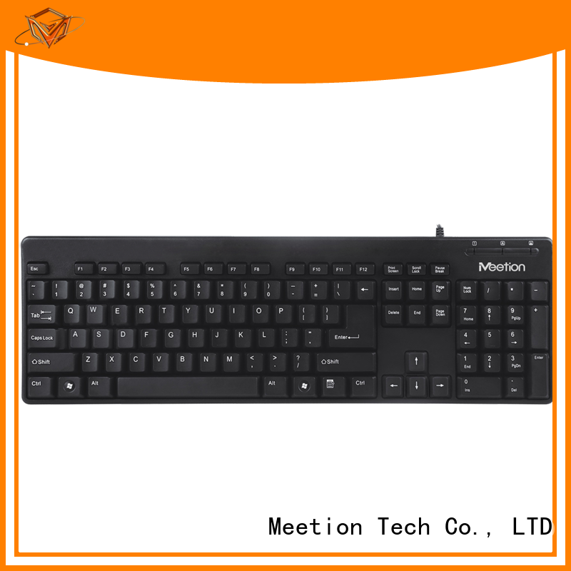 wholesale best wired keyboard for pc manufacturer