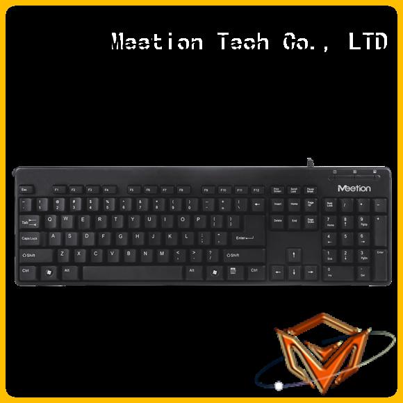Meetion bulk buy pc keyboard manufacturer