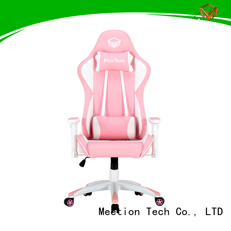 Meetion gaming chair low price manufacturer