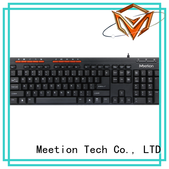 Meetion wholesale office keyboard manufacturer