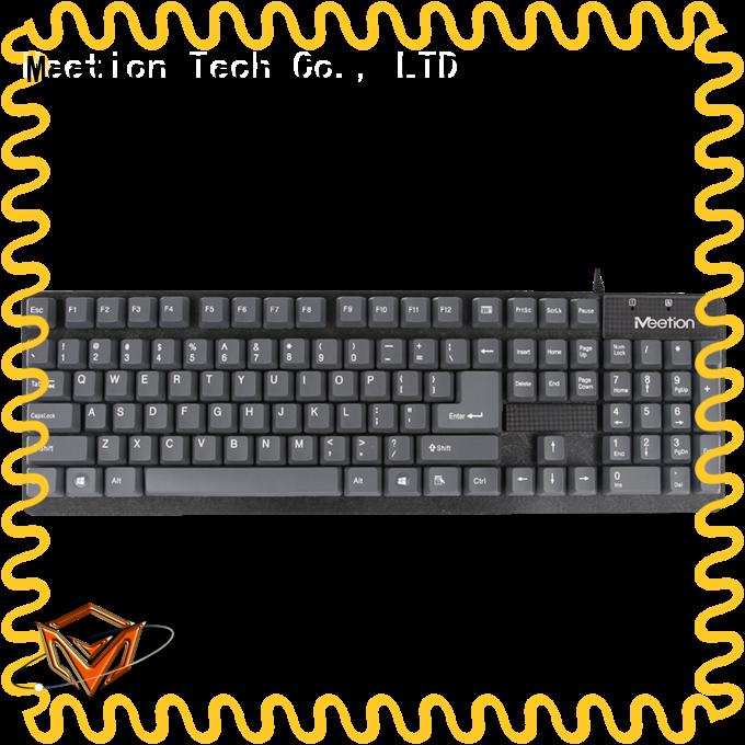 Meetion office keyboard factory